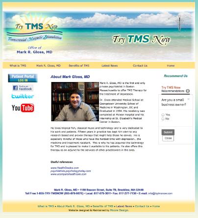 TMS-web