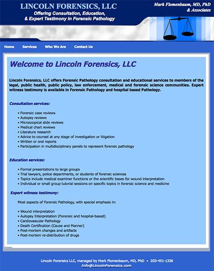 lincolnforensics